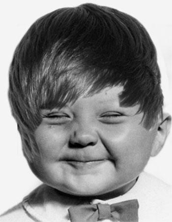 Justin Biber Baby Foto