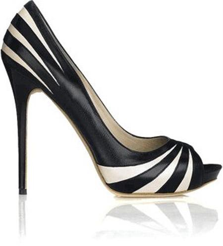 High Heels von Alexander McQueen